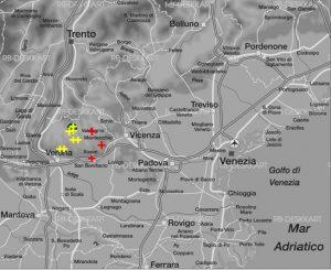 Abbildung 9 Verortungen des Stimulus Sp02_74m durch die autoperzeptive Informantengruppe